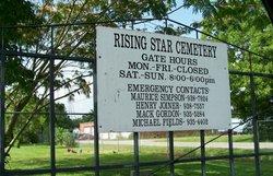 Rising Star Cemetery