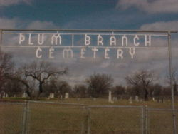 Plum Branch Cemetery