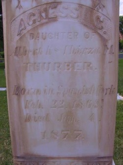 Agnes Catherine Thurber