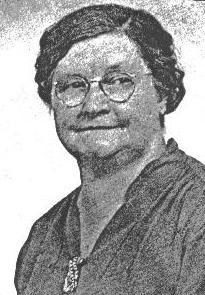 Annie Elizabeth <I>Spink</I> Craven