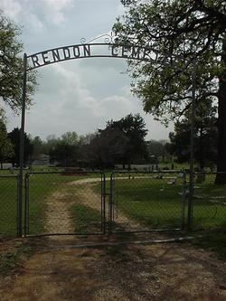 Rendon Cemetery