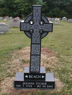 Juliana <I>Tucker</I> Beach