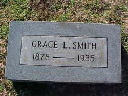 Grace A. <I>Lewellen</I> Smith
