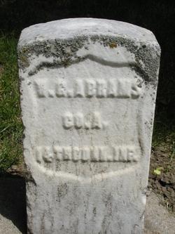 William G Abrams