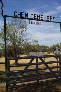 Chew-Harlow Cemetery