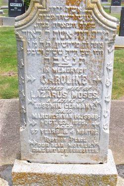 Caroline Moses
