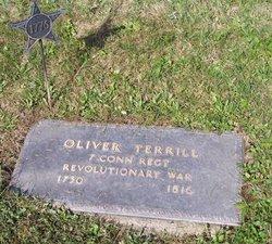 Oliver Terrill