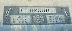 Homer C. Churchill