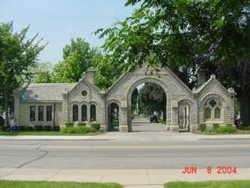 Mount Elliott Cemetery