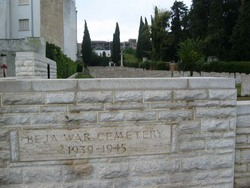 Beja War Cemetery