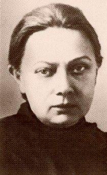 Nadezhda Konstantinovna Krupskaya