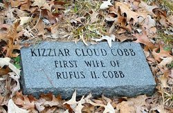 Sarah Kizziar <I>Cloud</I> Cobb