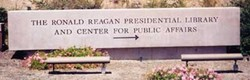 Ronald W Reagan Presidential Library