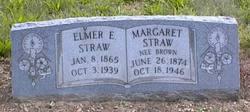 Margaret <I>Brown</I> Straw