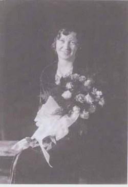 Agnes Bernice <I>Mettes</I> Hagan