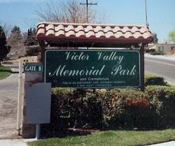 Victor Valley Memorial Park