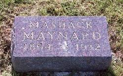 Mashack S Maynard