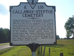 Callaway-Steptoe Cemetery