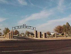 Kermit Cemetery