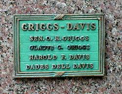 Orrin Harold Griggs