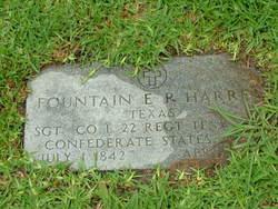 Fountain E P Harrell