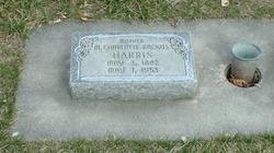 Mary Charlotte Harris