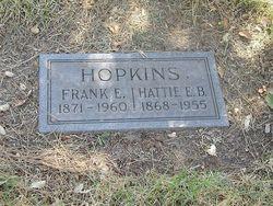 Frank E Hopkins