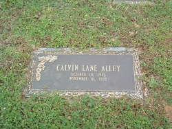 Calvin Lane Alley