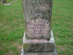 William A. Shaw