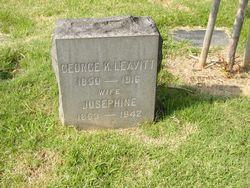 George K Leavitt
