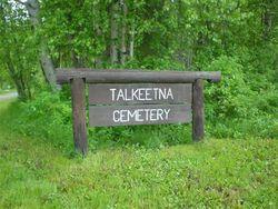Talkeetna Cemetery