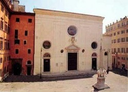 Santa Maria Sopra Minerva Church