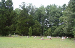 Mount Zion AME Church Cemetery