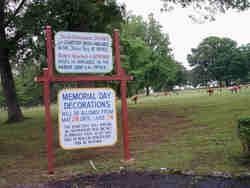 Ozark Memorial Park Cemetery