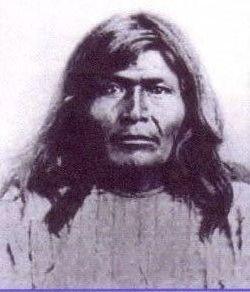 """""""Apache Wolf"""" Victorio"""