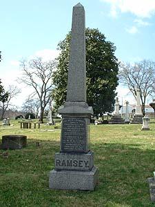 Col William B. A. Ramsey