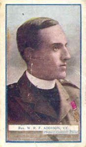Rev William Robert Fountaine Addison