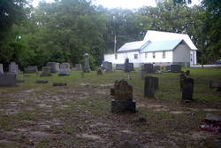 Langston Baptist Church Cemetery
