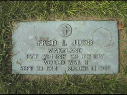 Fred L Judd