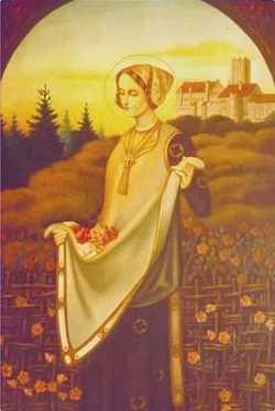 Saint Elisabeth of Thuringia