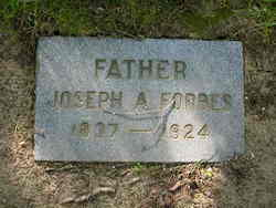 Joseph A Forbes
