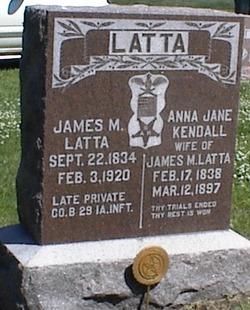 James M. Latta