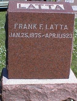 Frank F Latta