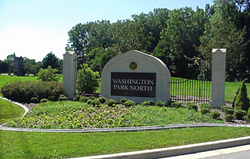 Washington Park North Cemetery
