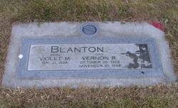 Vernon R Blanton