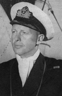 CDR John Villiers Farrow