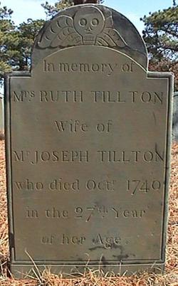 Ruth <I>Mayhew</I> Tillton