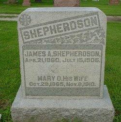 James A. Shepherdson
