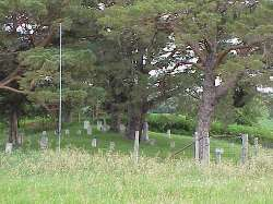 Jesse Purcell Cemetery