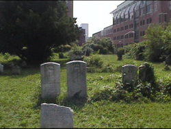 Old Saint Pauls Cemetery